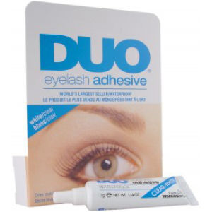Duo Striplash Adhesive Glue 7g - White/Clear