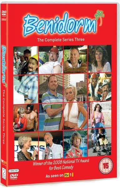 Benidorm - Series 3 - Complete