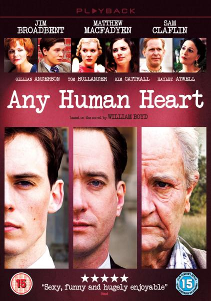 a literary analysis of any human heart by william boyd Literary fiction crime and thrillers any human heart ( penguin essentials) by william boyd also by william boyd see all.