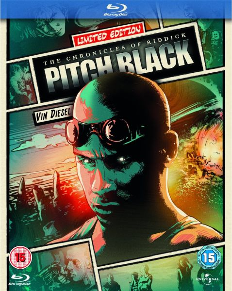 Pitch Black Édition Reel Heroes