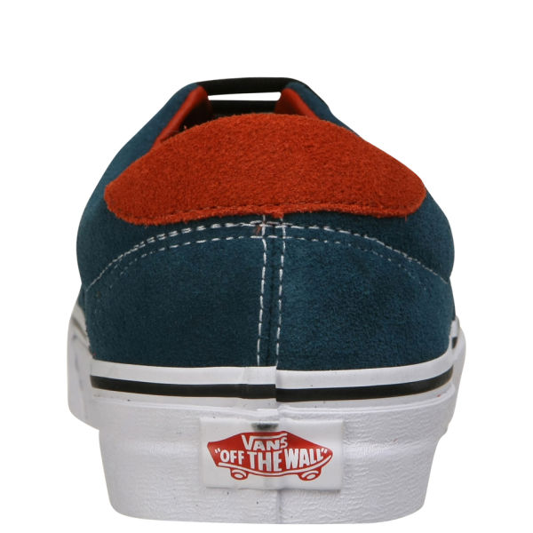 135dd83d03dd44 Vans Era 59 Earthtone Suede Trainers - Indian Teal  Image 5