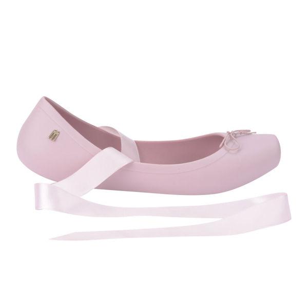 Melissa Women's Ballet Pumps - Pastel Pink