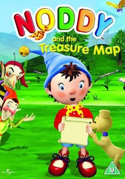 Noddy & The Treasure Map
