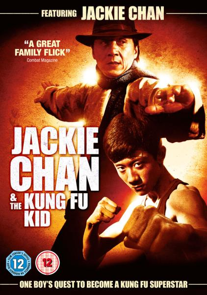 Jackie Chan & The Kung Fu Kid