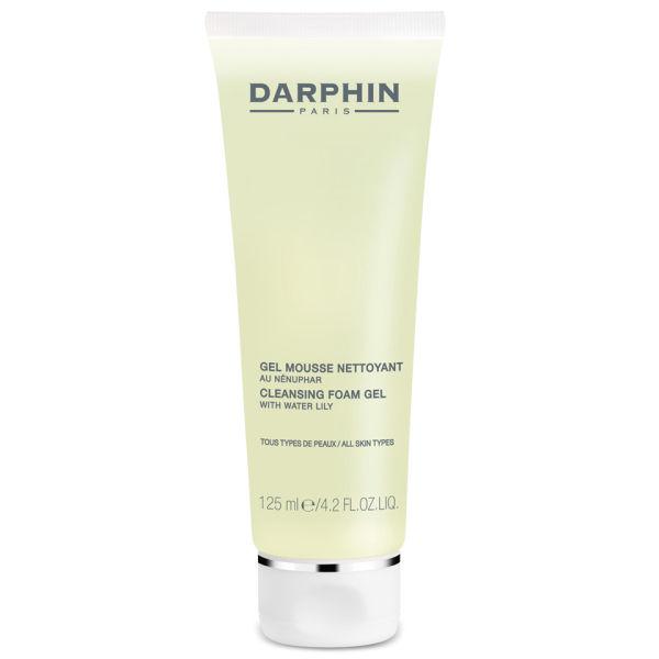 Gel nettoyant rafraîchissant au nénuphar de Darphin (125 ml)