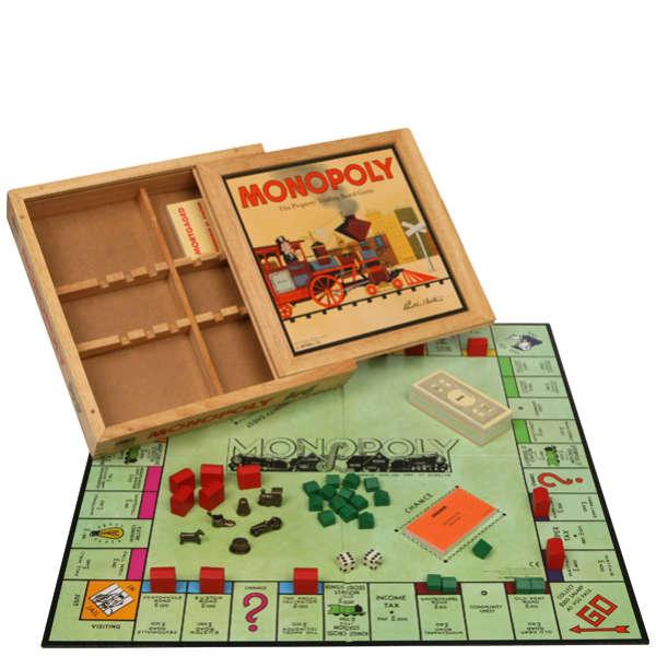 Monopoly Nostalgie