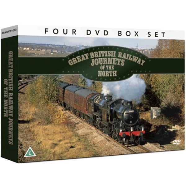 British Railway Journeys of The North