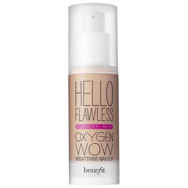 benefit Hello Flawless Oxygen Wow - I'm All the Rage Beige (30ml)