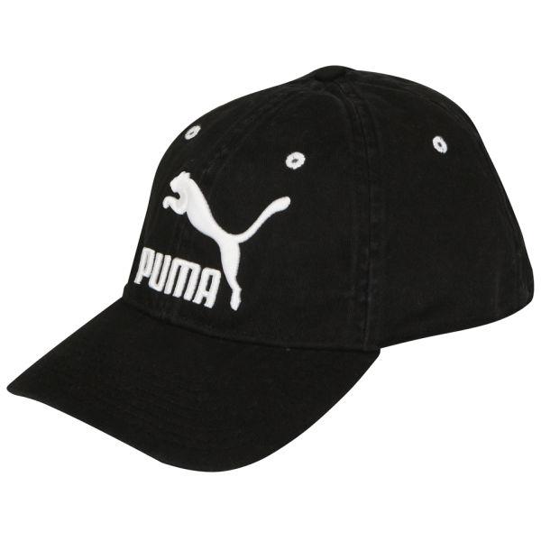 Puma Men s FTPA Stretch Fit Cap - Black White Mens Accessories ... d6773366ba8