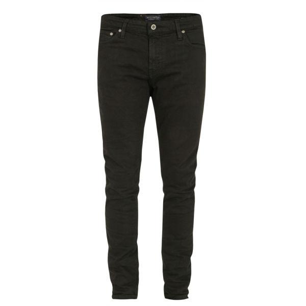 Scotch and Soda Men's 85032 Skim Jeans - Black Overdye