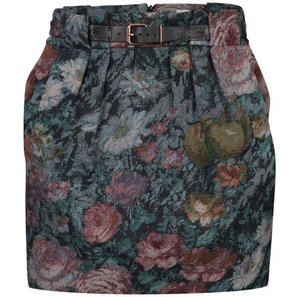 Paul by Paul Smith Women's Skirt - Very Dark Navy