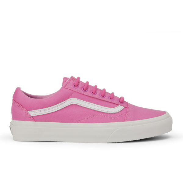 Vans Womens CARMINE ROSE OLD SKOOL - pink - Trainers 27837