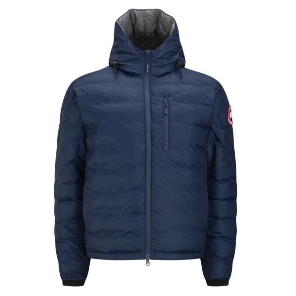 canada goose lodge jacket xs