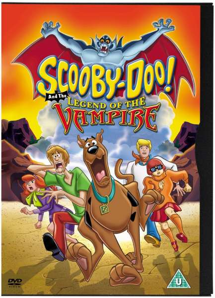 Scooby-Doo And The Legend Of Vampire Rock DVD | Zavvi