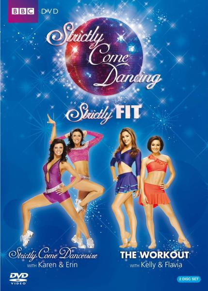 Strictly Come Dancing Fitness Collection Dvd Zavvi