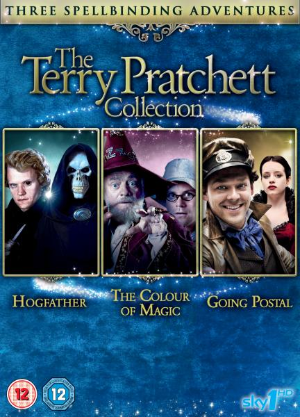 The Terry Pratchett Collection: Hogfather / The Colour of Magic / Going Postal