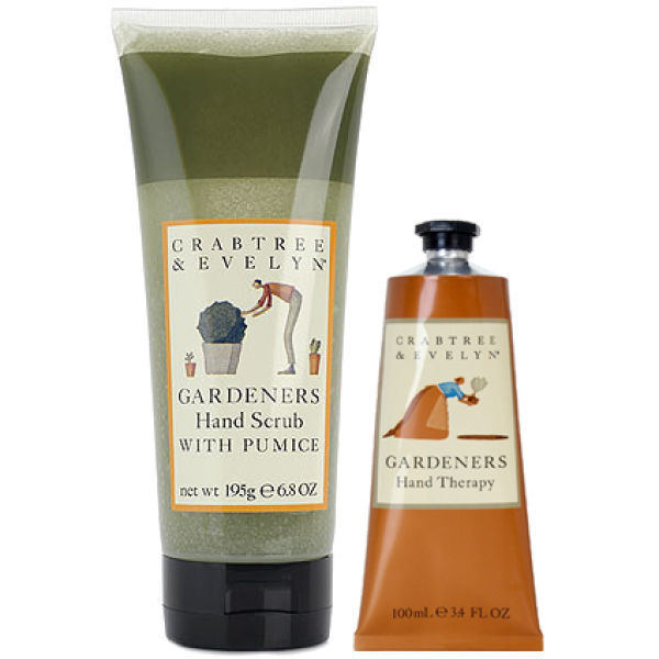 Crabtree Evelyn Gardeners Hand Care Set 2 Products FREE Delivery