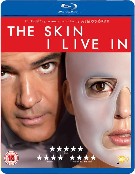 The Skin I Live In Blu Ray Zavvi