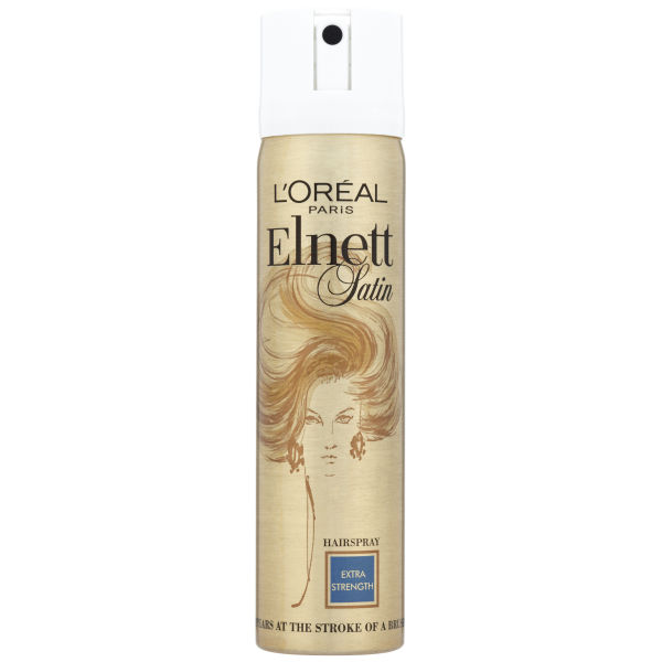 L'Oreal Paris Elnett Satin Laque - Fixation forte (75ml)