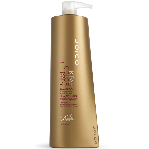 Joico K-Pak Color Therapy Shampoo (1000ml) - (Worth £46.50)