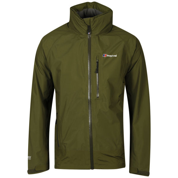 Berghaus Men S Carrock Shell Gore Tex 174 Jacket Green
