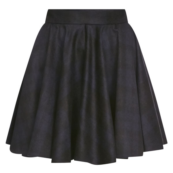 Surface to Air Tate Skirt - Black/Navy