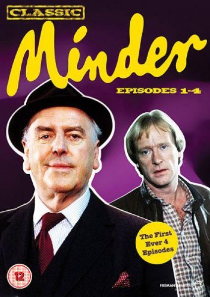 Classic Minder Episodes 1 - 4