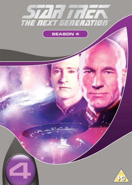 Star Trek The Next Generation - Season 4 [Slim Box]