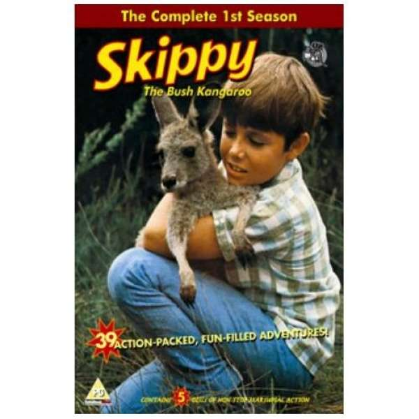 Skippy The Bush Kangaroo - Complete Season 1