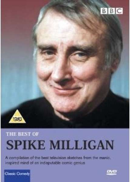 Comedy Greats Spike Milligan Iwoot