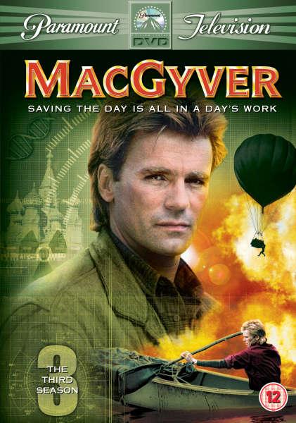 MacGyver - Complete Season 3 [Repackaged]