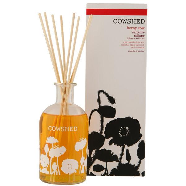 Vache en rutde Cowshed- Diffuseur de parfum ambiant envoûtant (250ml)
