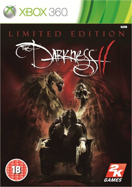 The Darkness Ii Limited Edition Xbox 360 Zavvi