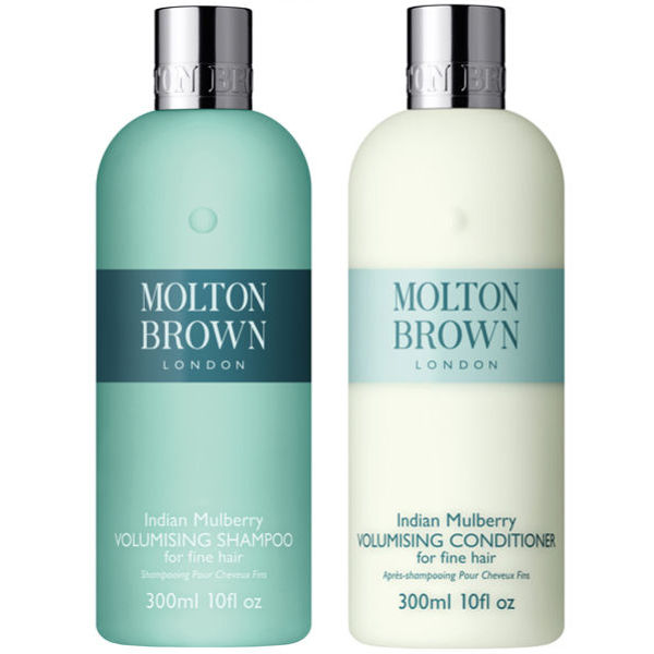 Molton Brown Kumada Volumising Shampoo & Conditioner 300ml (Bundle)