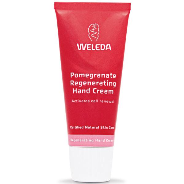 Crème mainsrégénérante à la grenade Weleda (50ml)