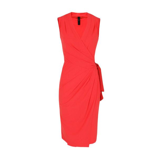 HIGH Women's Sashai Dress - Coral