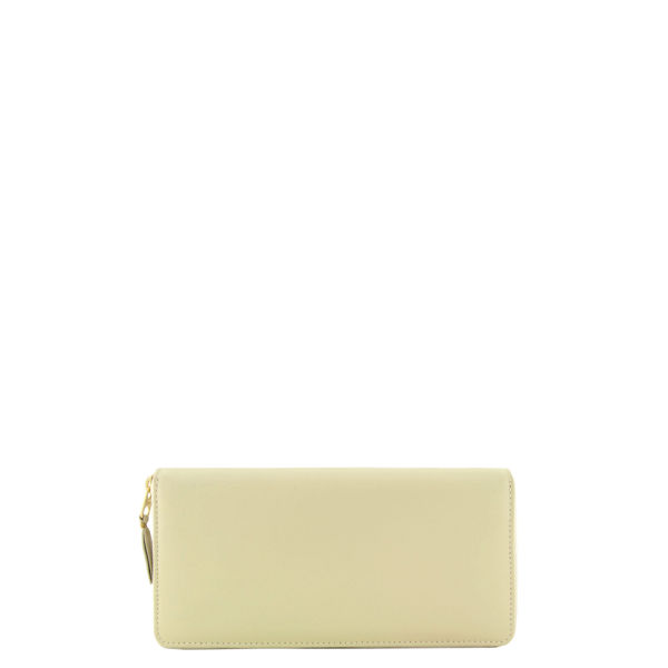 Comme des Garcons Wallet Women's SA0110 Purse - White