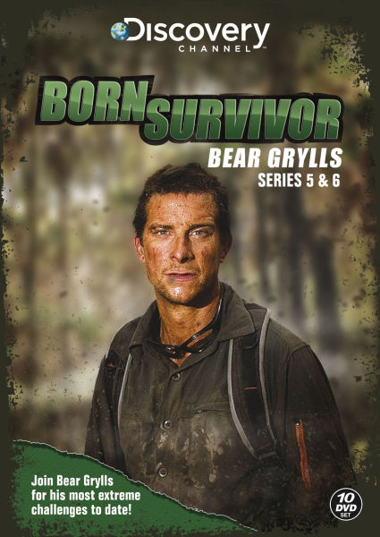 Born Survivor Bear Grylls - Seasons 5 and 6