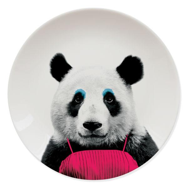 Assiette Panda - Wild Dining