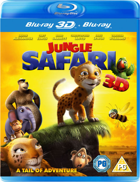 Jungle Safari 3D