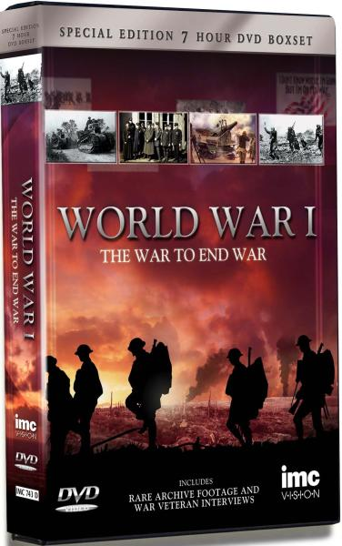 World War 1: The War to End War