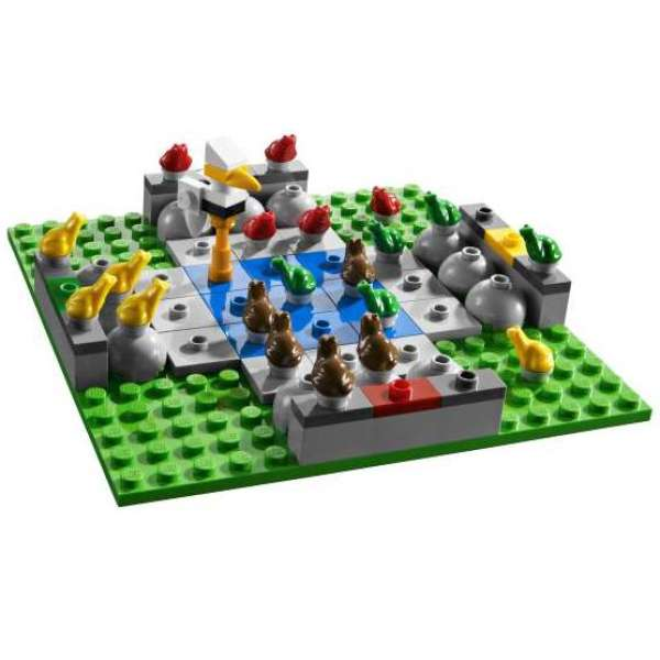 Lego Games Frog Rush 3854 Toys Thehut Com