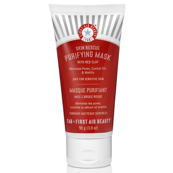 First Aid Beauty Skin Rescue Purifying Mask (90g)