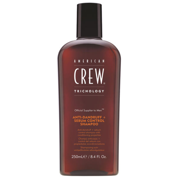 Shampoing anti-pelliculaire American Crew 250ml