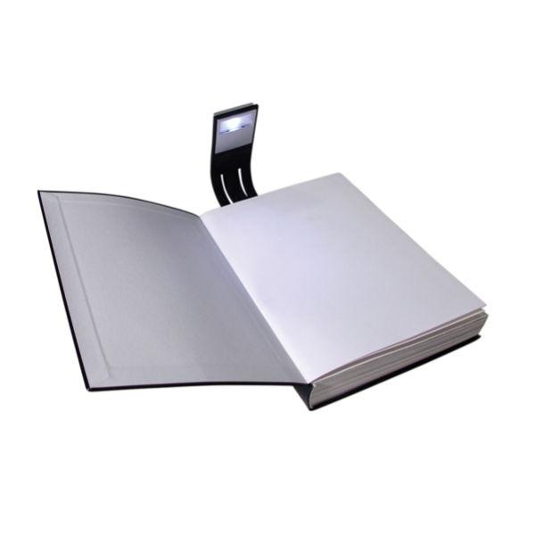 led bookbrite reading light iwoot. Black Bedroom Furniture Sets. Home Design Ideas