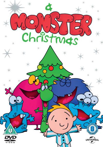 A Monster Christmas Dvd Zavvi