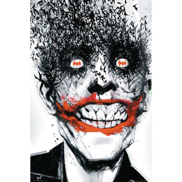 Batman Comic Joker Bats Maxi Poster (61 x 91.5cm)