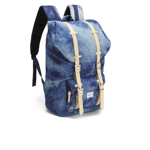 d66160b606f Herschel Supply Co. Select Little America Backpack - Acid Washed Denim   Image 2
