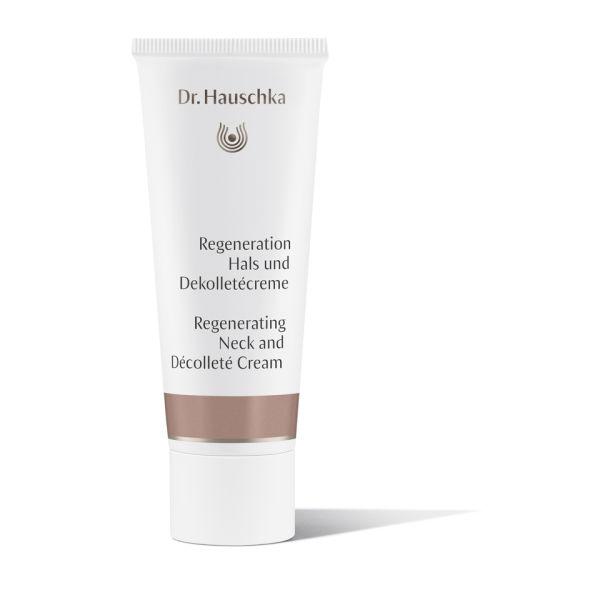Crème régénérante cou et décolleté du Dr. Hauschka (40 ml)