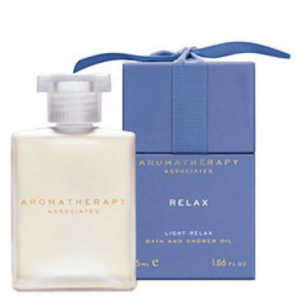 Aromatherapy Associates Light Relax Bath & Shower Oil 55ml